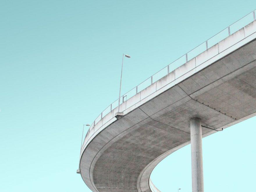Betong er et viktig element i mange deler av infrastrukturen